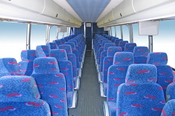 50 Person Charter Bus Rental Denver