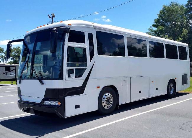 Denver 36 Passenger Shuttle Bus
